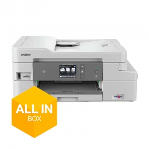 Brother MFC-J1300DW inkjetprinter 4-i-én - All In Box