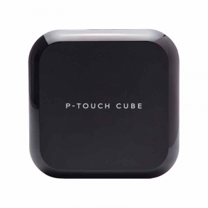 labelprinter Brother P-touch CUBE Plus genopladelig m/ Bluetooth