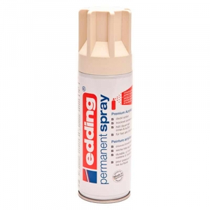 Edding permanent spray 200ml - Ivory (elfenben)