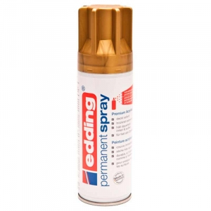 Edding permanent spray 200ml - Guld