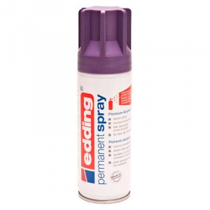 Edding permanent spray 200ml - Lilla