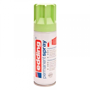 Edding permanent spray 200ml - Pastel grøn