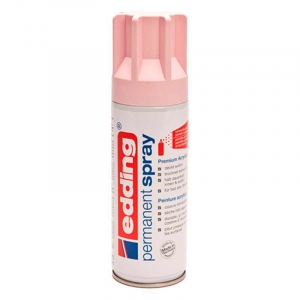 Edding permanent spray 200ml - Pastel rose