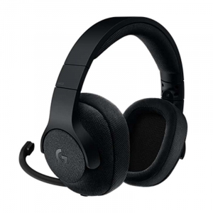 Gaming Headset Logitech G433 m/ 7.1-Surroundsound - Sort