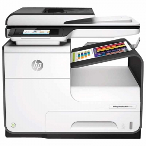 HP PageWide Pro 477dw farve 4-in-1 Trådløs 40 s/min