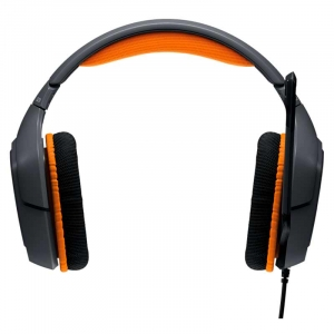 Gaming Headset Logitech G231 Prodigy - Grå/orange