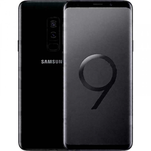 "SAMSUNG GALAXY S9+ 64GB (6,2"") - SORT"
