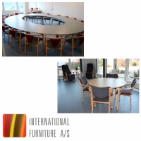 International Furniture - brochurer