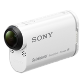 SONY AS200VR Action cam with remote