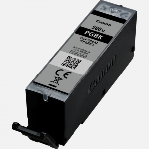 PGI-580XL pigment black ink cartridge