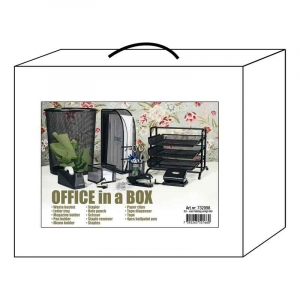 Office in a box - Alt til kontoret