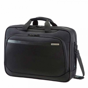"Computertaske Samsonite 17.3"" Vectura Slim Bailhandle L Sort"