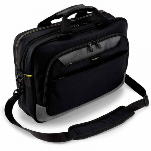 Computertaske Targus City Gear Topload Sort 15,6""