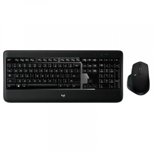 Tastatur & Mus Logitech MX900 PERFORMANCE COMBO - Sort