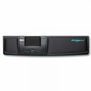 Mousetrapper advance 2.0, black/turquoise