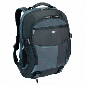 Atmosphere Backpack Black/Blue
