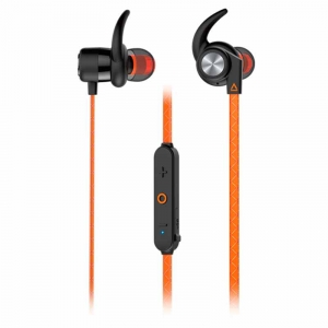 Creative Outlier Sports trådløs hovedtelefon In-Ear svedsikre - Orange