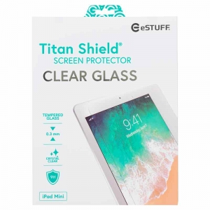 eSTUFF Titan Shield skærmbeskyttelse t/ iPad Mini 4