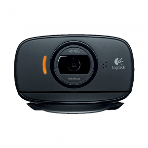 Logitech HD WEBCAM C525 - Sort