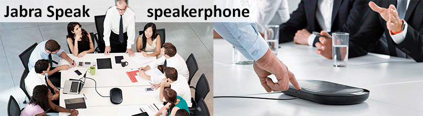 jabra speak speakerphone